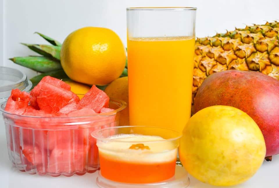 Orange Diarrhea